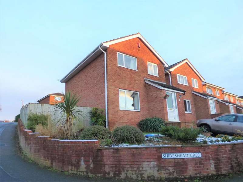 3 Bedrooms Detached House for sale in Shireshead Crescent, Lancaster