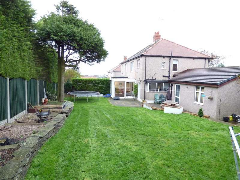 4 Bedrooms Semi Detached House for sale in Norland Drive, Heysham, Morecambe
