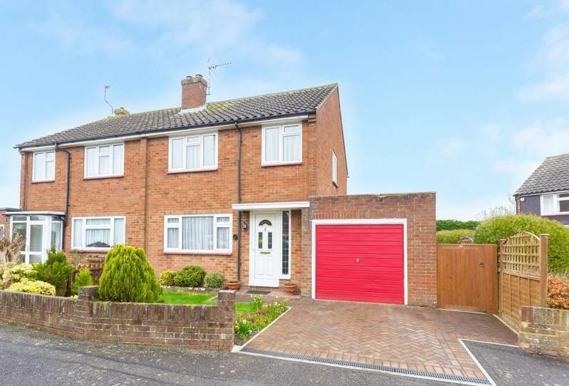 3 Bedrooms Semi Detached House for sale in Swan Close, Chesham