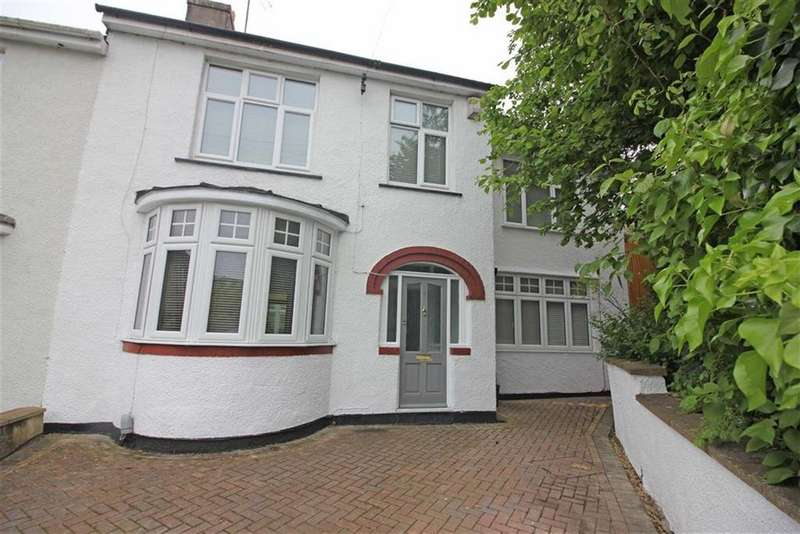 5 Bedrooms Semi Detached House for sale in Cranside Avenue, Redland, Bristol
