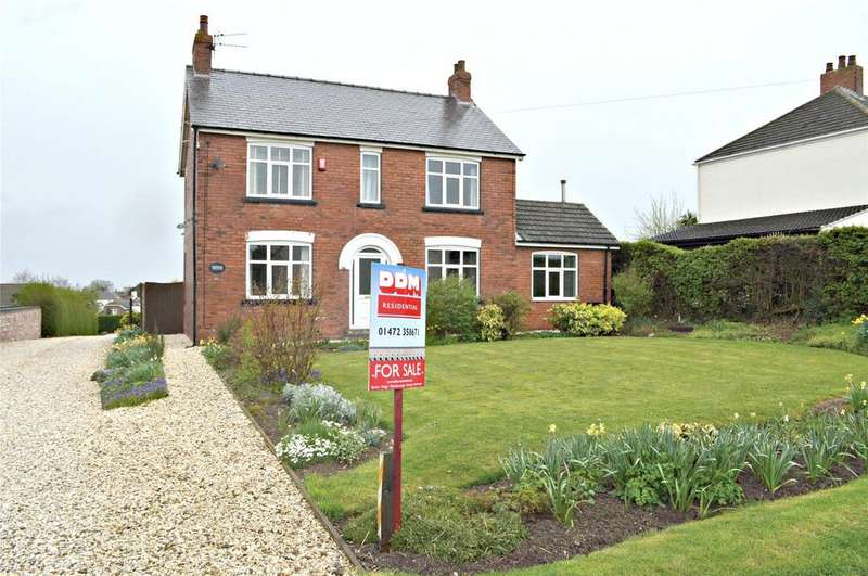 3 Bedrooms Detached House for sale in Barton Street, Keelby, North East Lincolnshire, DN41