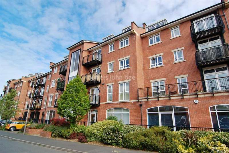 2 Bedrooms Flat for sale in Mill Green, Congleton