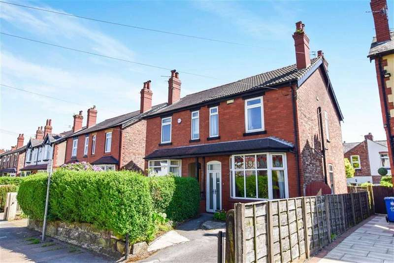 3 Bedrooms Semi Detached House for sale in Gaskell Road, Altrincham, Cheshire, WA14