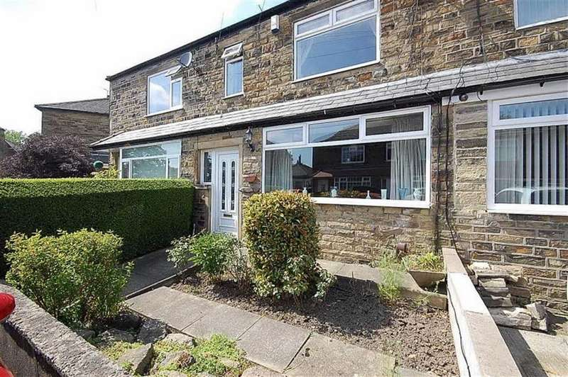 3 Bedrooms Town House for sale in Highfield Grove, Exley, Elland, HX5