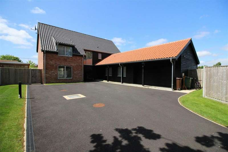 5 Bedrooms House for sale in The Drive, Hethersett