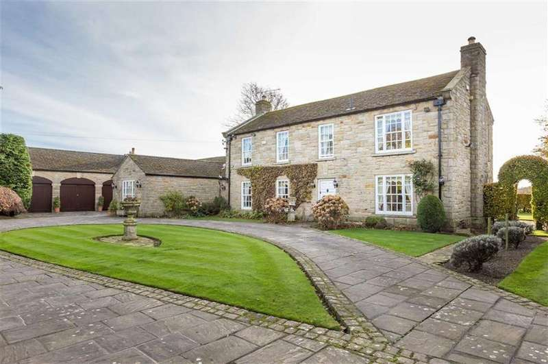 4 Bedrooms Country House Character Property for sale in Skeeby, Richmond, North Yorkshire