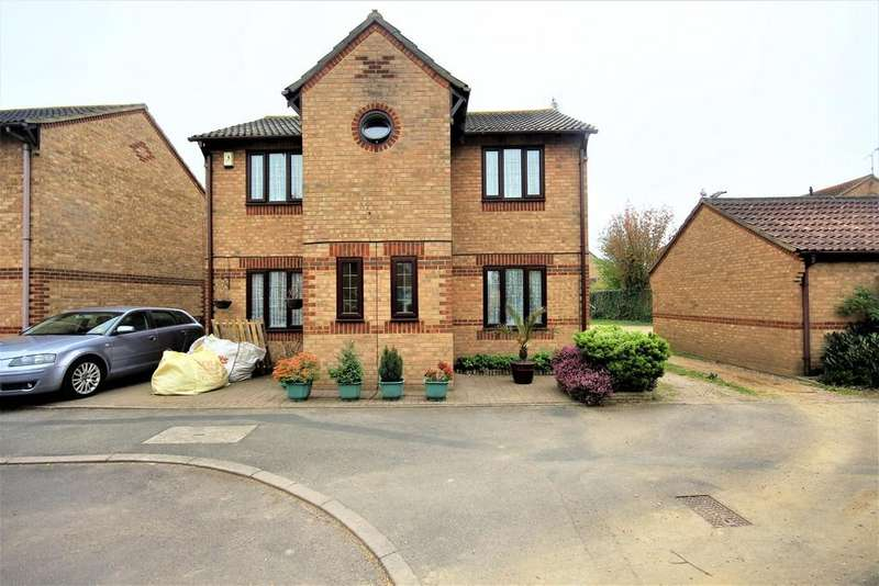 4 Bedrooms Detached House for sale in Marston Lane, Portsmouth
