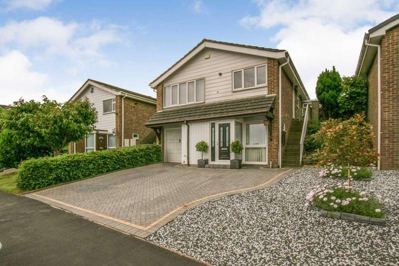 2 Bedrooms Detached House for sale in Gosforth Drive, Dronfield, Derbyshire
