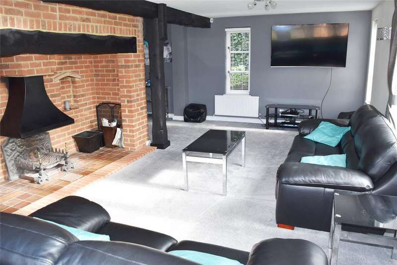 5 Bedrooms Detached House for sale in Maltings Close, Stewkley