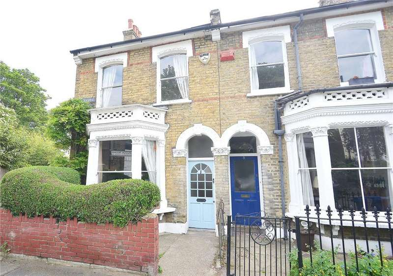 5 Bedrooms End Of Terrace House for sale in Ivanhoe Road, Camberwell, London, SE5