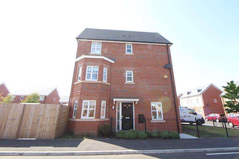 5 Bedrooms Semi Detached House for sale in Thorneycroft Avenue, Birkenhead