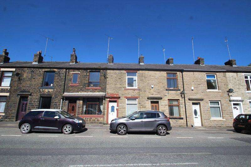 2 Bedrooms Terraced House for sale in Whitworth Road, Rochdale, OL12 0TB