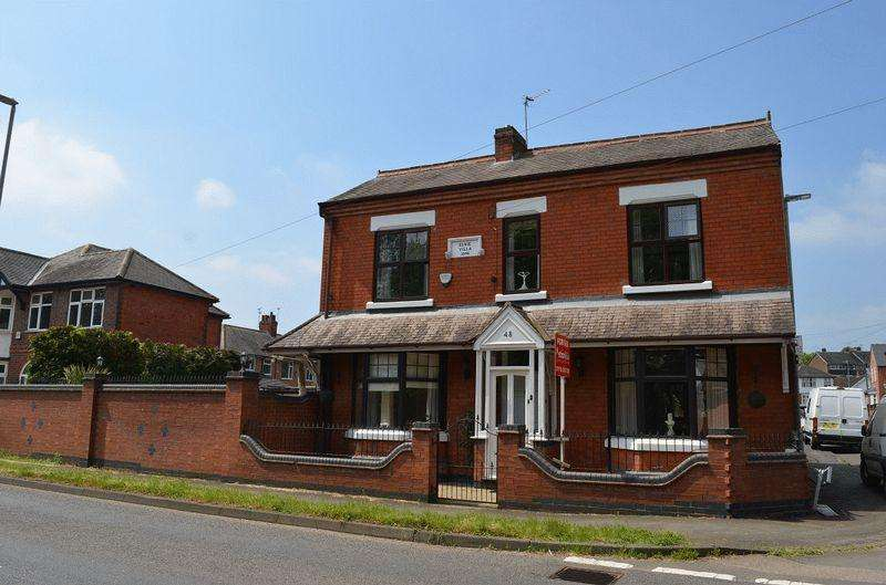 5 Bedrooms Detached House for sale in Birstall Road,Birstall, Leicester