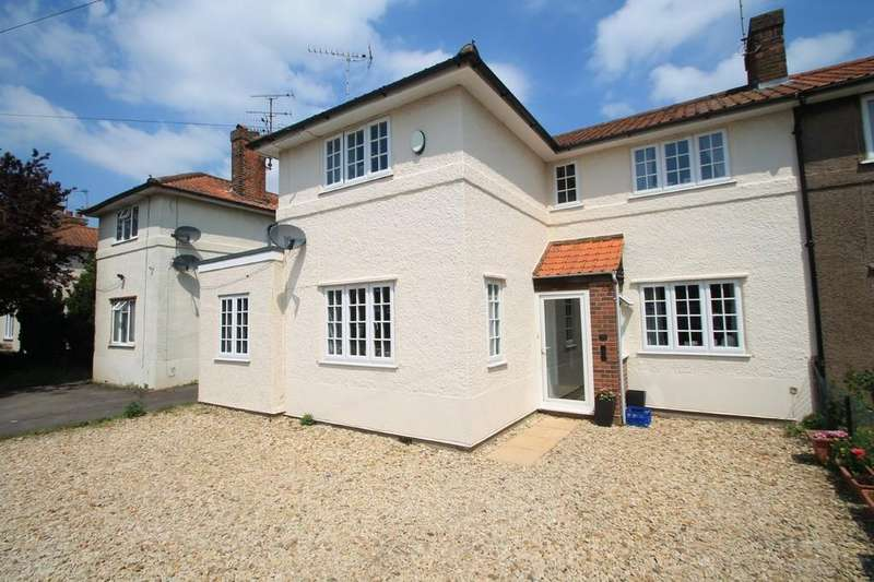 4 Bedrooms Semi Detached House for sale in Grecian Street, Aylesbury