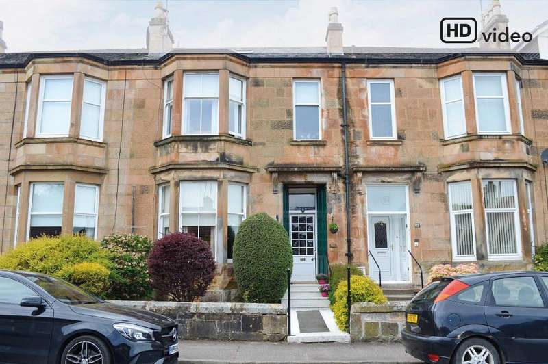 4 Bedrooms Terraced House for sale in Berridale Avenue , Cathcart, Glasgow, G44 3AE