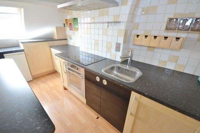 2 Bedrooms Flat for sale in Turner Street, Leicester, Leicestershire