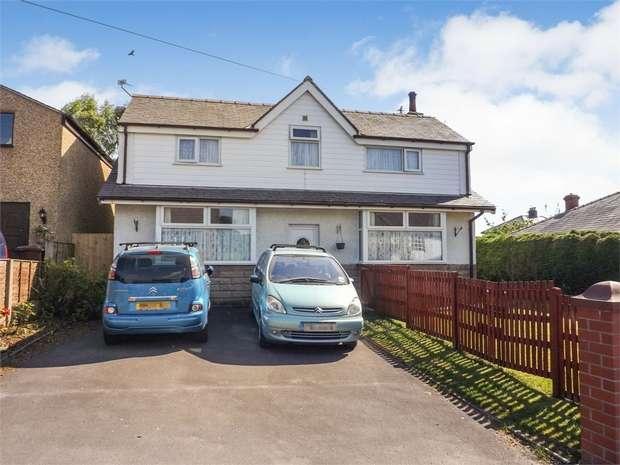 4 Bedrooms Detached House for sale in Parsonage Road, Blackburn, Lancashire