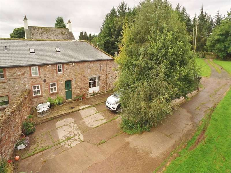 4 Bedrooms Semi Detached House for sale in CA11 9SS Lamonby, Penrith, Cumbria
