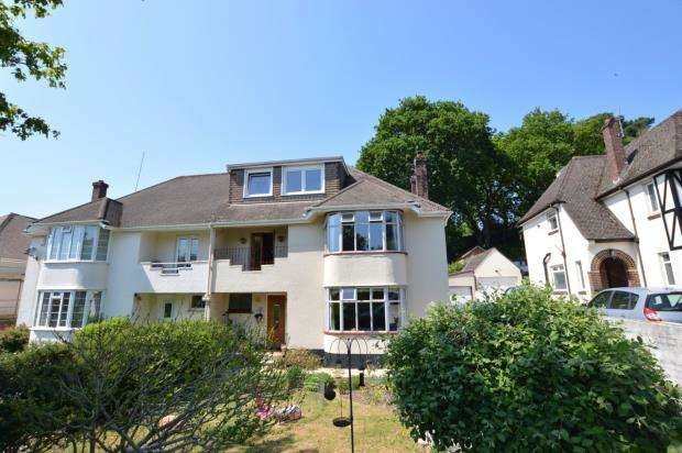 5 Bedrooms Semi Detached House for sale in Aller Brake Road, Newton Abbot, Devon