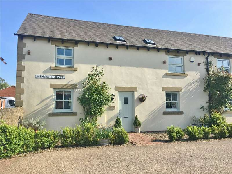 3 Bedrooms Semi Detached House for sale in Barnsett Grange, Sunderland Bridge, Durham, DH6