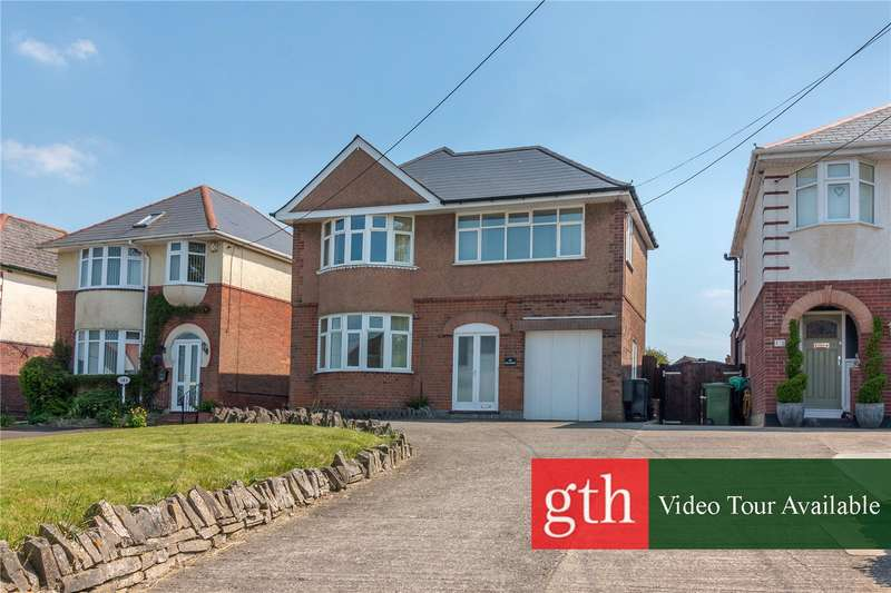 3 Bedrooms Detached House for sale in Mudford Road, Yeovil, Somerset, BA21