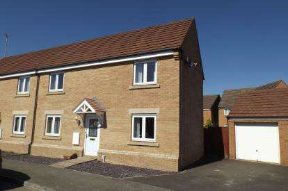 3 Bedrooms Semi Detached House for sale in Geddington Road, Peterborough, Cambridgeshire
