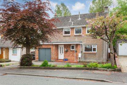 6 Bedrooms Detached House for sale in Eagle Crescent, Bearsden