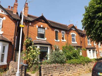 4 Bedrooms Semi Detached House for sale in Glebe Road, West Bridgford, Nottingham, Nottinghamshire