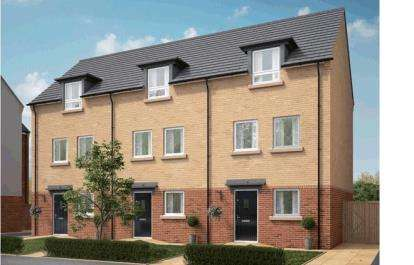 3 Bedrooms Mews House for sale in The Darwen @ Chase Park, Thornton Road, Ellesmere Port, CH65