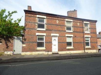 2 Bedrooms Terraced House for sale in Brindley Street, Runcorn, Cheshire, WA7