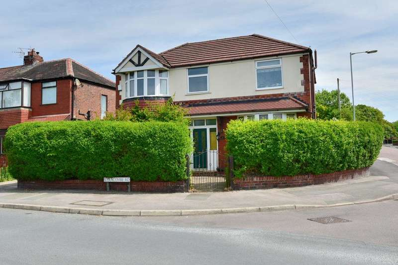 4 Bedrooms Detached House for sale in Ilfracombe Road, Offerton, Stockport, SK2 5AS
