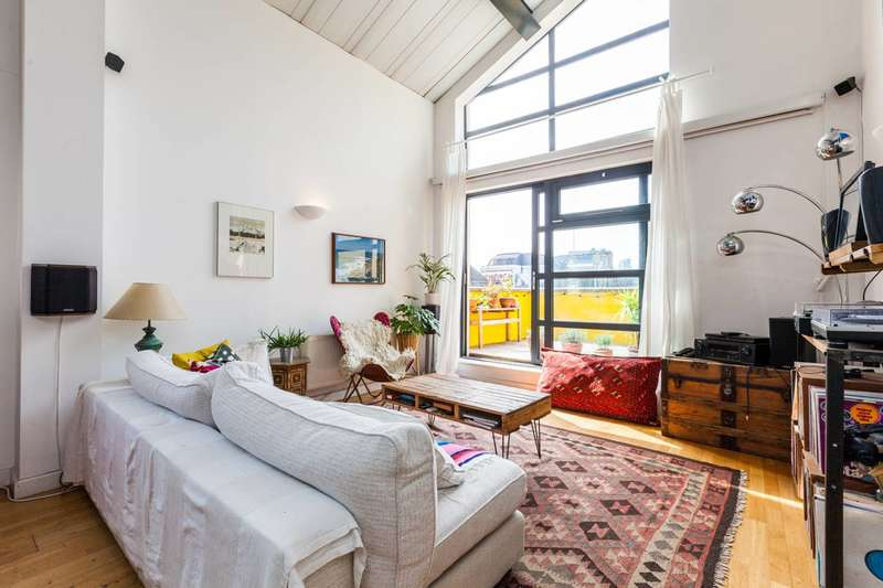 2 Bedrooms Flat for sale in Drysdale Street, Shoreditch, N1
