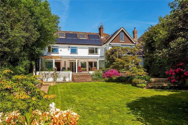 5 Bedrooms Detached House for sale in St. Lawrence Avenue, Bidborough, Tunbridge Wells, Kent, TN4
