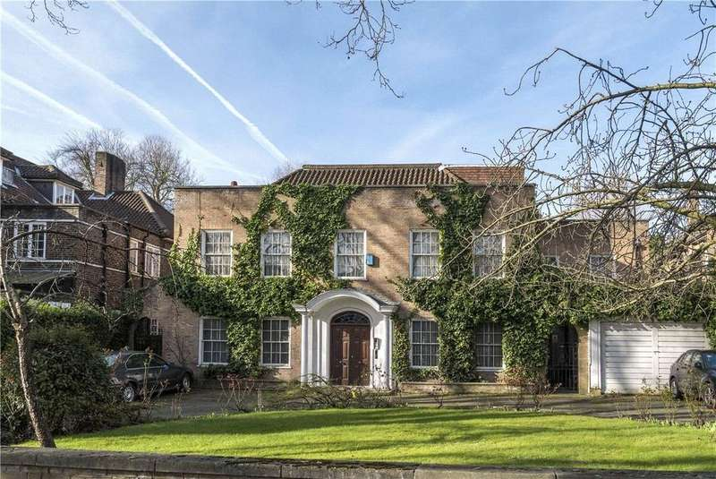 6 Bedrooms Detached House for sale in Avenue Road, St John's Wood, London, NW8