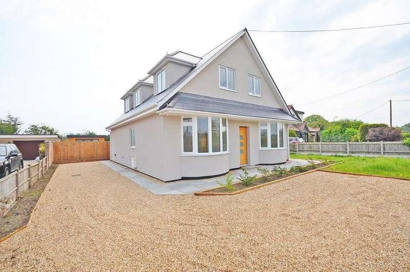 5 Bedrooms Detached House for sale in Burntmills Road, North Benfleet