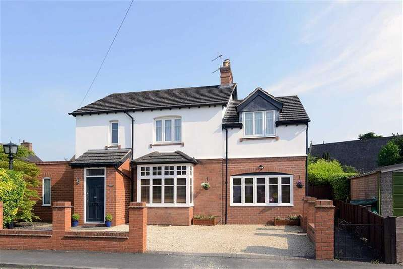 4 Bedrooms Detached House for sale in St Giles Road, Shrewsbury