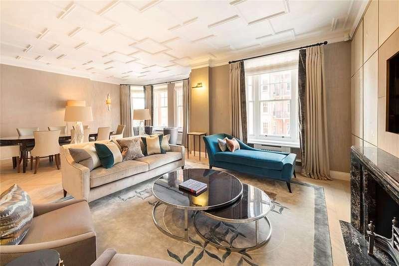 4 Bedrooms Flat for sale in Oakwood Court, London