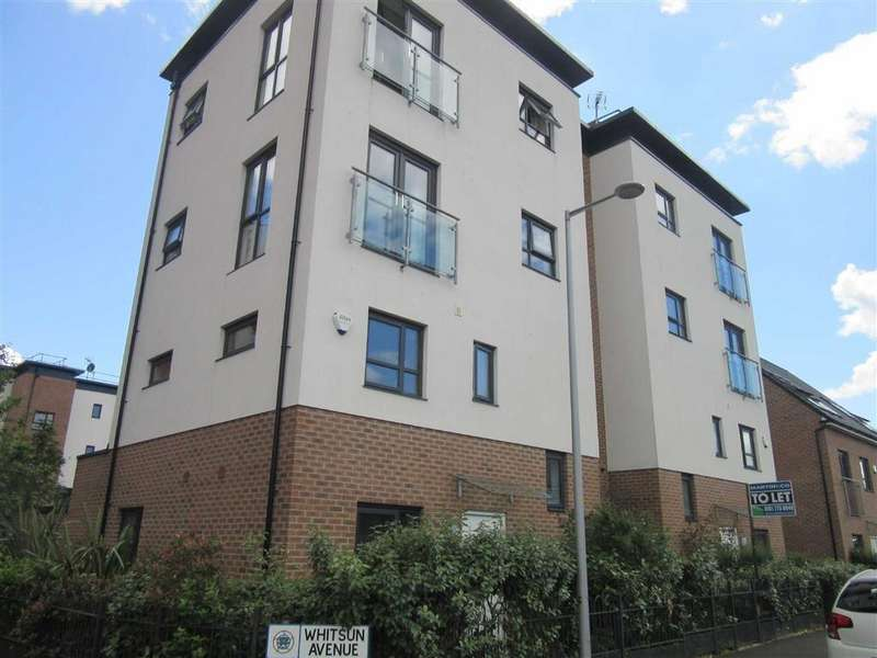 3 Bedrooms Terraced House for sale in 1 Whitsun Avenue, New Broughton