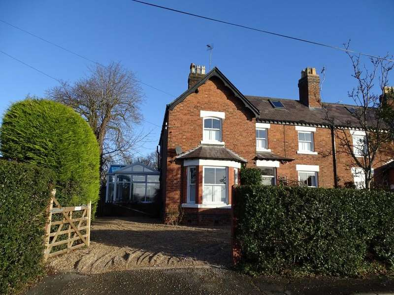 4 Bedrooms Semi Detached House for sale in Townfield Lane, Mollington