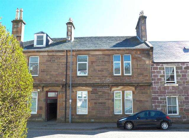 2 Bedrooms Flat for sale in Flat 1, Killean Place, Campbeltown, PA28 6EA