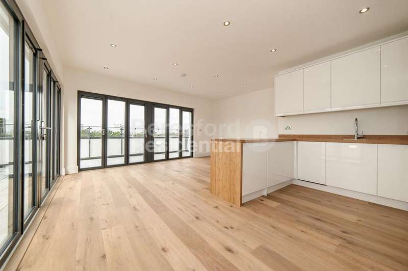 3 Bedrooms Apartment Flat for sale in Coldharbour Lane, Brixon, SW9