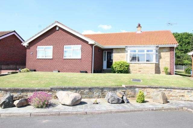 3 Bedrooms Detached Bungalow for sale in 12 Bembridge Worksop