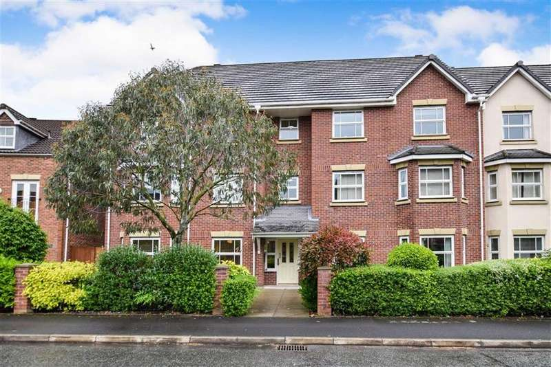 2 Bedrooms Apartment Flat for sale in Kentmere Road, Timperley, Cheshire, WA15