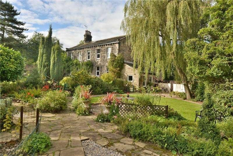 3 Bedrooms House for sale in Owlet Grange Nook, Scotland Lane, Horsforth, Leeds, West Yorkshire