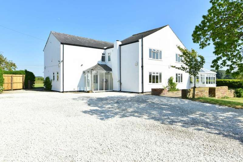 5 Bedrooms Detached House for sale in Eager Lane, Lydiate