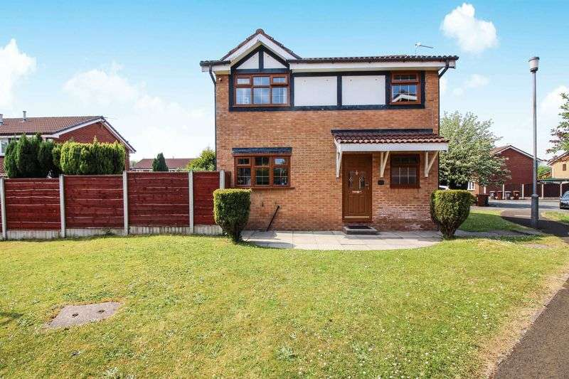 3 Bedrooms Property for sale in Woodhill Fold, Bury