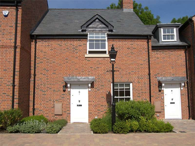 2 Bedrooms Terraced House for sale in Bridge Park, Twyford, Reading, Berkshire, RG10