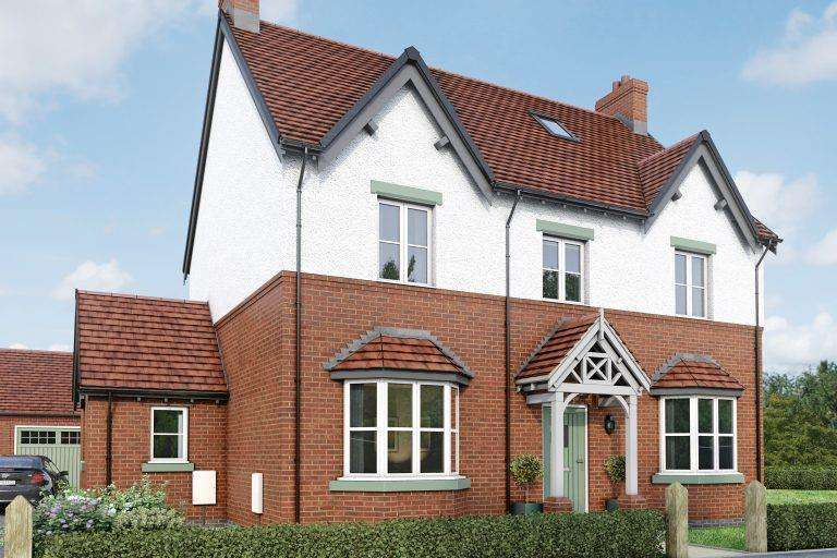 5 Bedrooms Property for sale in Measham Road, Moira
