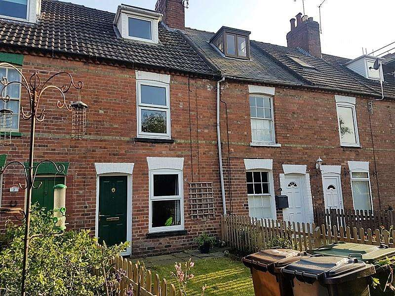 2 Bedrooms Terraced House for sale in Otters Cottages, Lincoln
