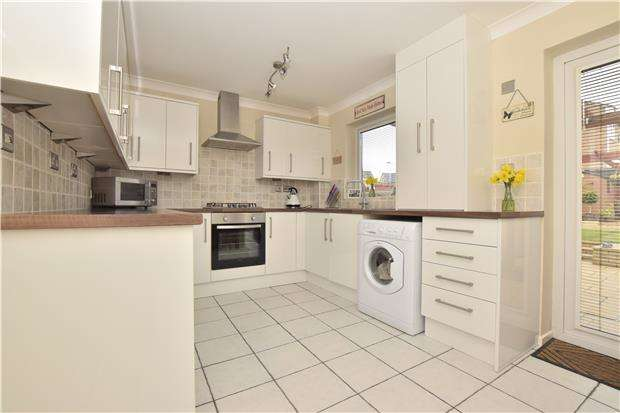3 Bedrooms Semi Detached House for sale in Millfield Drive, North Common, BS30 5NS